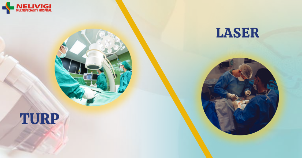 TURP versus LASER   Surgeries for Enlarged Prostate Treatment in Bangalore