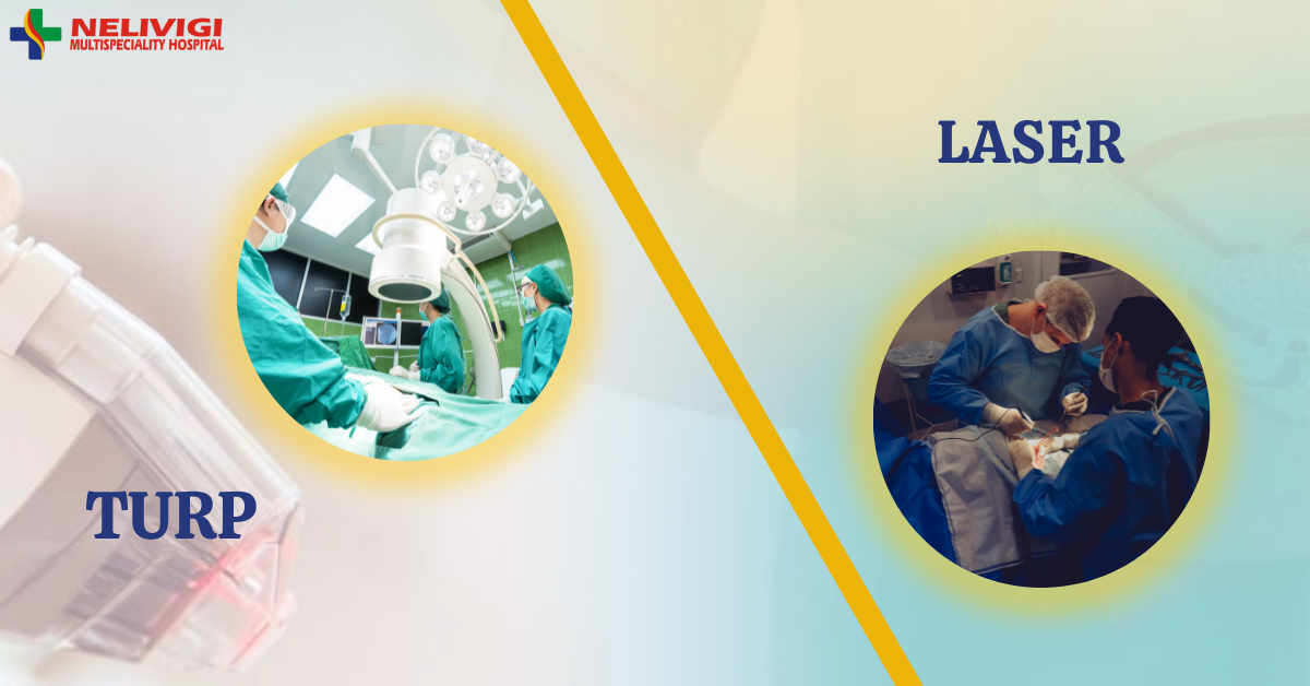 TURP versus LASER | Surgeries for Enlarged Prostate Treatment in Bangalore